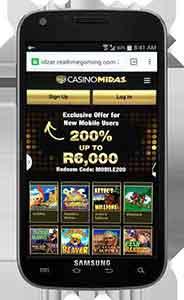 Casino Midas igra